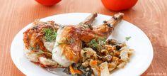 Zajac načerveno Shrimp, Eggs, Meat, Chicken, Breakfast, Food, Morning Coffee, Essen, Egg