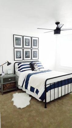 Star Wars Bedroom - White Lane Decor