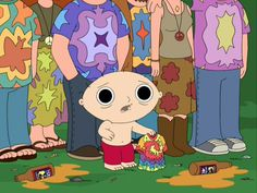 Family Guy - Stewie goes to a Grateful Dead show. Family Guy Stewie, Stewie Griffin, Tribal Shoulder Tattoos, Tribal Tattoos, Guy Tattoos, Turtle Tattoos, Sleeve Tattoos, Techno, T Shirt Makeover