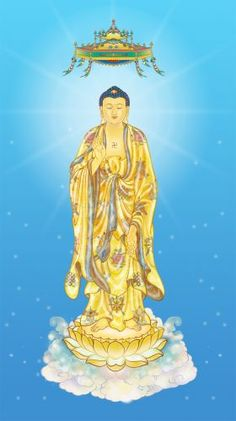 阿弥陀佛 พระอมิตาภพุทธะ