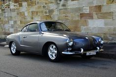 1960 Volkswagen Karmann Ghia Manual-$36,000*