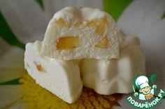 Бланманже творожно-банановое Banana, Deserts, Dairy, Pudding, Sweets, Cheese, Cooking, Health, Food