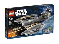 LEGO Star Wars 8095: General Grievous' Starfighter