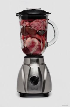 The Blender ad was developed at Clemenger BBDO, Wellington, by executive creative director Philip Andrew (Duster), art director Mark Forgan, copywriter Jamie Standen, agency producer Scott McMillan, with photographer Lindsay Keats and retoucher Geoff Francis.