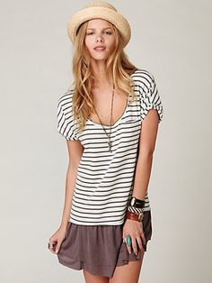 Free People coffee break dress...I think it's time for coffee :)
