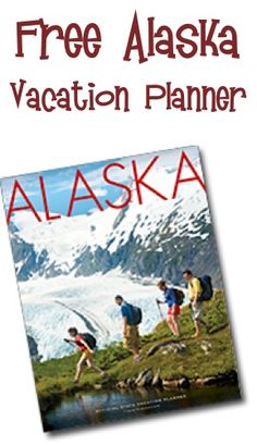 Order a Visitor Guide - Anchorage, Alaska