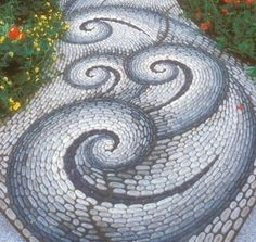 Garden stonework   creative stonework
