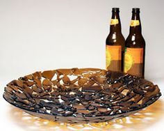 Beer Bottle Upcycling