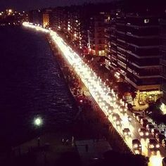 #thessaloniki_night Acropolis, Thessaloniki, Macedonia, Ancient Greece, Greek Islands, Wonderful Places, Places Ive Been, Wanderlust, Outdoors