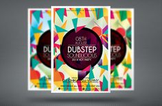 20 Creative Nightlife Flyer Templates You can Purchase for under $15