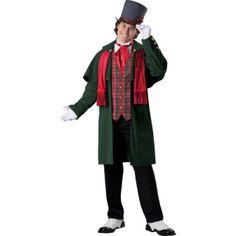 FANCY DRESS COSTUME DELUXE VICTORIAN DICKENSIAN BOY LG AGE 8-10