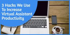Discover the best ways to increase your business productivity and the main reasons why a Virtual Assistant could be the best choice for you.