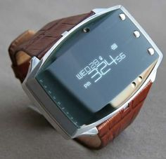 Seiko Cellphone Watch