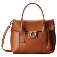 Salvatore Ferragamo - 21D941 Sookie (Palissandr) - Bags and Luggage - product - Product Review