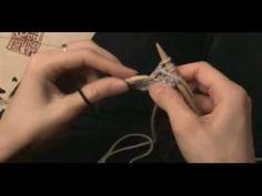 KAL Mousseux - Etape 1 : C& parti mon kiki ! - Organdi bidouille et papote Letting Go, Knitting Patterns, Knit Crochet, It Cast, Let It Be, Crash Test, Dire, Ainsi, Watch
