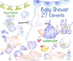 Baby Douche Clipart Baby Boy Clipart Baby Clip Art Paraplu | Keu0027Ziahu0027s Baby  Shower | Pinterest | Clipart Baby, Clip Art And Babies