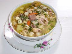 La #sopa de Mondongo es un plato típico de #Ayacucho