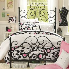 Fun Comforters For Teenage Girls | Fun and Funky : Bedrooms Ideas for Teenage - Home Interior Decorating ...