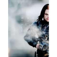 Bucky Barnes The Winter Soldier ❤ liked on Polyvore featuring marvel, sebastian stan, avengers, bucky and bucky barnes