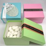 Wedding Favors & Party Supplies - Favors and Flowers :: Favor Packaging :: Favor Boxes :: Pastel Favor Boxes