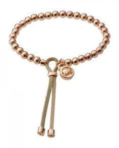 Michael Kors Bead Stretch Bracelets