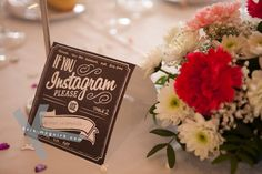 Instagram and share your wedding photos. Creative idea for weddings. Destination wedding photography by Kris Mcguirk.