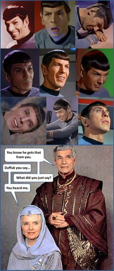 Spock emotions