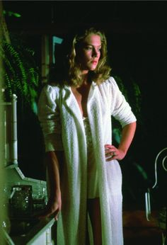 Kathleen Turner from the movie Body Heat. A woman to die for!