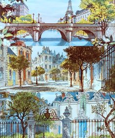 Image result for aristocats city
