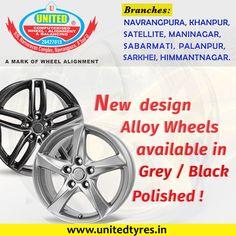We offer wide range of alloy for all car wheels at affordable price. #alloywheels #wheels #navrangpura, #khanpur, #satellite, #maninagar, #sarkhej #Ahmedabad
