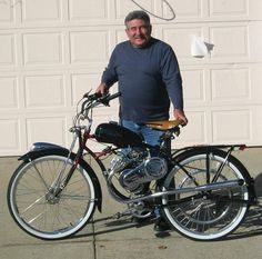 Amazing Unique Cool Bicyclesw ... Simpson Motor Bikes ... follow me for more like this @Tony Gebely Q