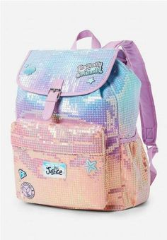 """title=""""Back to school supplies""""> Back to school supplies – Just Trendy Girls. Justice Backpacks, Justice Bags, Justice Stuff, Shop Justice, Justice School Supplies, Cool School Supplies, Justice Accessories, School Accessories, Cute Backpacks"""