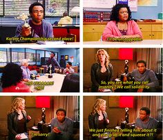Troy and Britta Community Series, Community Tv Show, Community College, 30 Rock, Pop Pop, Parks N Rec, Tv Times, Psych, Troy