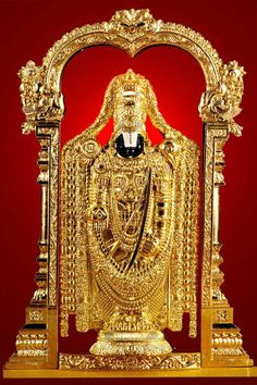 There is a fictional story in the history of Lord Tirumala. According to the famous legend, this temple has a statue of Lord Venkateswara which has been established in this temple for many ages.