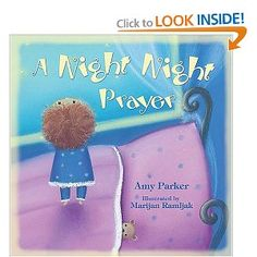 """A Night Night Prayer"" $8.99"