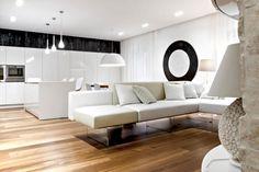 M12 architettura design Creates an Elegant Apartment in Corato, Italy