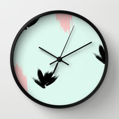 Paint Over Wall Clock #paint, #over, #wall clock