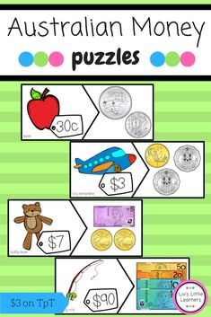 Primary School Curriculum, Primary Education, Australian Money, Learning Resources, Teaching Ideas, Math Assessment, Behaviour Management, Australian Curriculum, Little Learners
