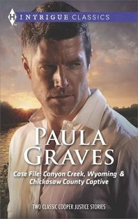 Intrigue Authors: Case File: Canyon Creek, Wyoming and Chickasaw County Captive Hannah Cooper, Adelaide Street, Canyon Creek, Jefferson County, When Someone, Wyoming, New Books, Poses, Sheriff
