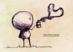 At loss of words | Flickr - Photo Sharing!