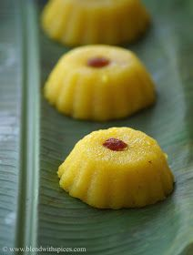 Blend with Spices: Pineapple Kesari Recipe - Pineapple Sheera Recipe - Pineapple Semolina Halwa Recipe - Step by Step Recipe