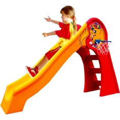 Play Tool Baby Big Slide - Size (58×15×33 Inches)