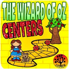 Fun and engaging learning centers in a Wizard Of Oz theme. 69 pages of activities including literacy, math, cardinality, counting, letter matching, beginning sounds, category sorting, and more. For kindergarten, preschool, SPED, or any early childhood setting.