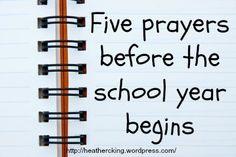 prayersbeforeschool