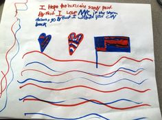 New Orleans 4th Graders Write Love Letters To New York And New Jersey These made me rear up a little.