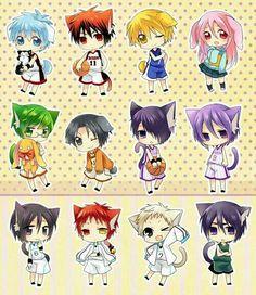 Kuroko no basket doujinshi - Chibi - Wattpad Chibi Boy, Kawaii Chibi, Cute Chibi, Kawaii Anime, Chibi Characters, Cute Characters, Anime Fnaf, Anime Chibi, Kuroko Chibi