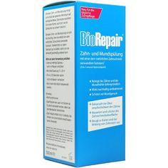 BIOREPAIR Zahn- u.Mundspülung:   Packungsinhalt: 500 ml Mundwasser PZN: 03448149 Hersteller: Dr. Kurt Wolff GmbH & Co. KG Preis: 5,60 EUR…