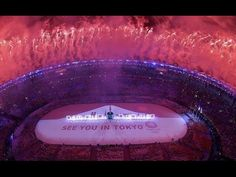 Rio Olympics 2016:  Spectacular closing ceremony as Olympic flag goes to...
