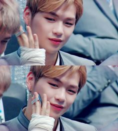 Wanna-One - Kang Daniel Daniel 3, When You Smile, Produce 101 Season 2, Kim Jaehwan, Ha Sungwoon, Kpop, Seong, Bob Styles, 3 In One