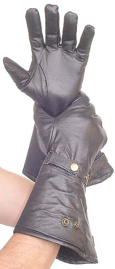 Long Cuff Premium Motorcycle Gloves Soft Suede, Soft Leather, Motorcycle Wear, Cars, How To Wear, Fashion, Moda, Fallow Deer, La Mode
